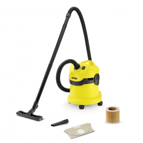 Пылесос Karcher WD 2 Cartridge filter
